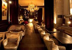 ドム ホテル ローマ - ローマ - ラウンジ