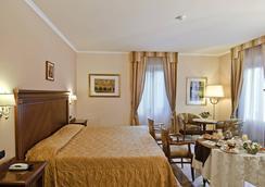ホテル アリマンディ ヴァティカーノ - ローマ - 寝室