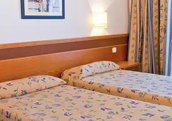 ホテル マレ ノストラム - イビサ - 寝室