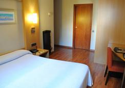 アバ ランブラ ホテル - バルセロナ - 寝室
