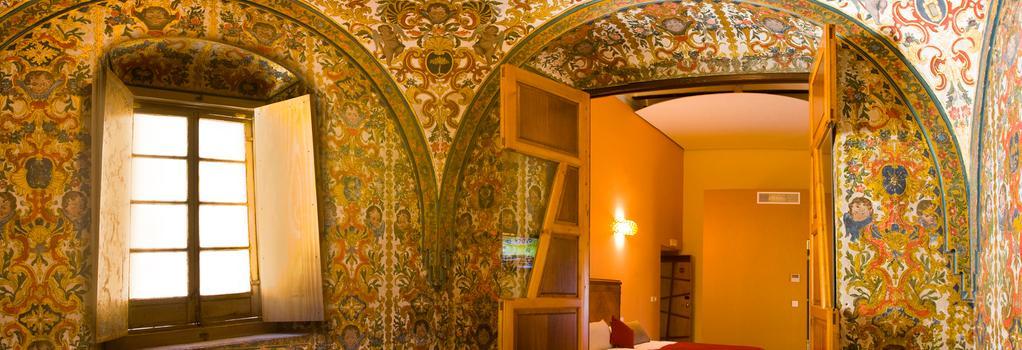 Palacio De Arizón - Sanlúcar de Barrameda - 寝室