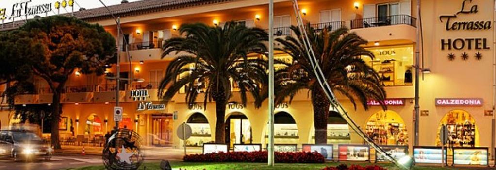 Hotel & Spa La Terrassa - Platja d'Aro - 建物