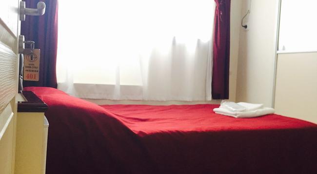 ギュゼル イズミール ホテル - イズミール - 寝室