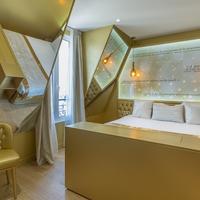 ホテル レ ビュル ドゥ パリ