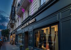 ホテル レ ビュル ドゥ パリ - パリ - 建物