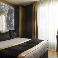 ホテル レ ビュル ドゥ パリ Guestroom
