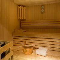 ホテル レ ビュル ドゥ パリ Sauna