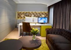 ホテル UNIC プラハ - プラハ - 寝室