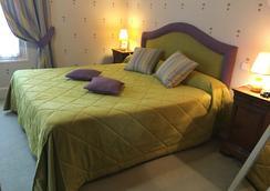 ル マノワール サン トーマス - アンボワーズ - 寝室