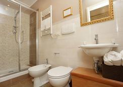 DG プレステージ ルーム - ローマ - 浴室
