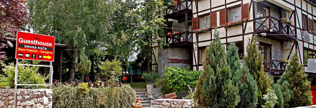 Guesthouse Druga Kuća Faletići - サラエヴォ - 建物