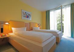 インターシティホテル デュッセルドルフ - デュッセルドルフ - 寝室