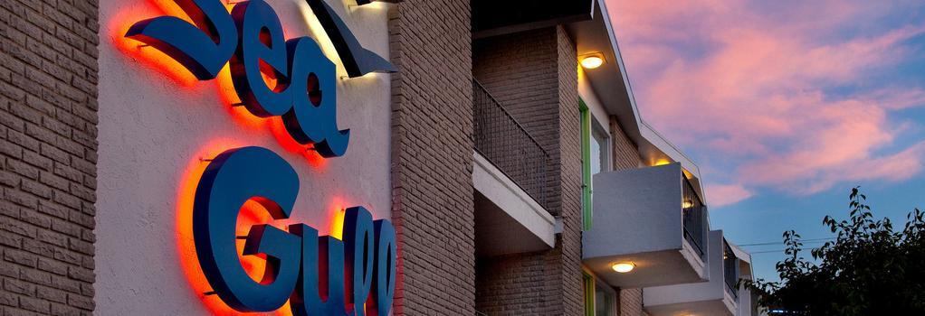 Sea Gull Motel - ワイルドウッド - 建物