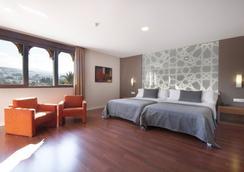 AH グラナダ パレス スイーツ ビジネス&スパ - モナチル - 寝室