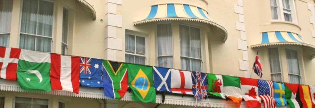 Savoy Court Hotel - Brighton - 建物