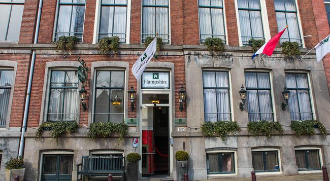 Hotel Prinsengracht Amsterdam - アムステルダム - 建物