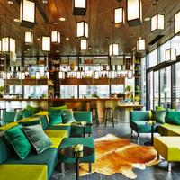 シティズンM ニューヨーク タイムズ スクエア Hotel Bar