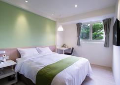 Green Hotel - 台中市 - 寝室