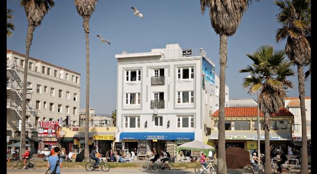 ヴェネツィア ビーチ スイーツ & ホテル - Venice - 建物