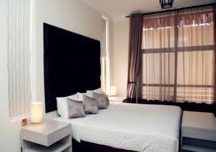 Airport View Hotel - エンテベ - 寝室
