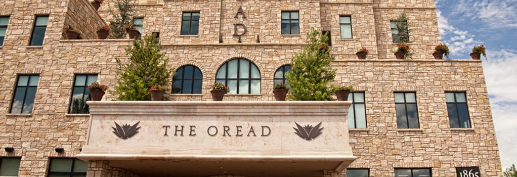 The Oread - Lawrence - 建物