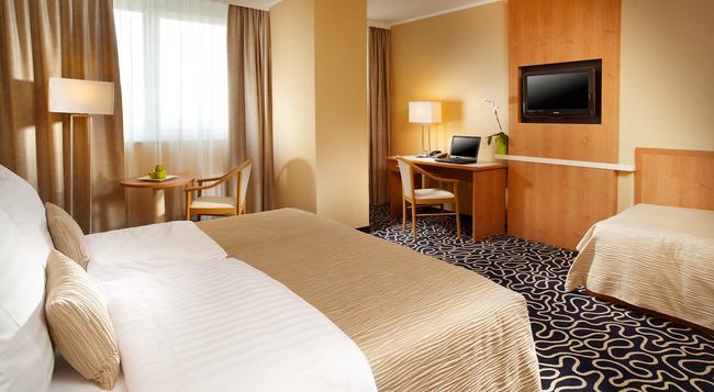 オレア ホテル ピラミダ - プラハ - 寝室
