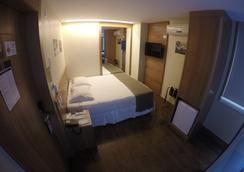 ホテル 1900 - リオデジャネイロ - 寝室
