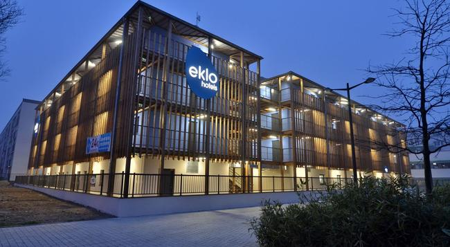 Eklo hotels Le Havre - Le Havre - 建物