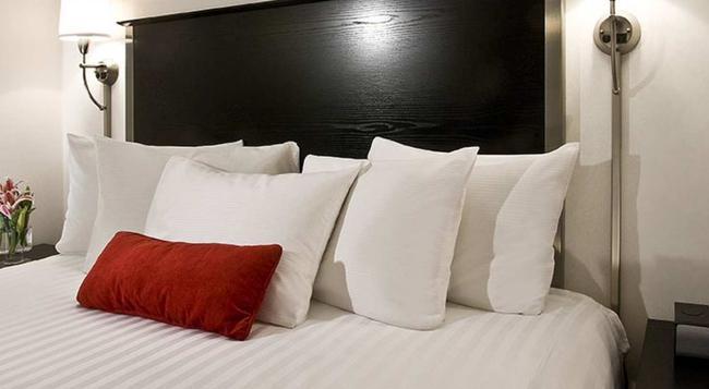 36 ハドソン ホテル - ニューヨーク - 寝室