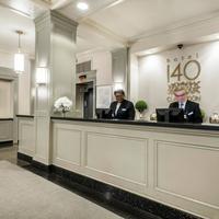 ホテル 140 Reception