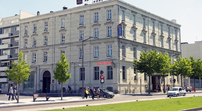 ベスト ウェスタン オテル ダンジュ - Angers - 建物