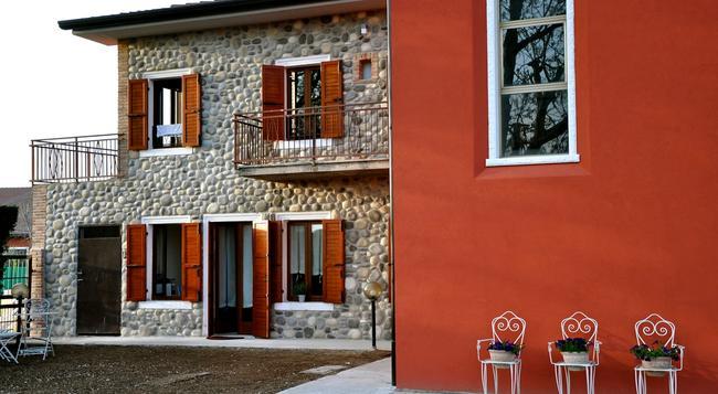 Corte Bassa b&b - ヴェローナ - 建物