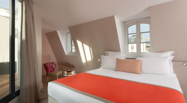 オテル ヴィック エッフェル - パリ - 寝室