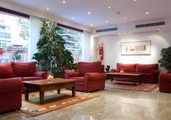 ホテル アルマダムス - パルマ・デ・マヨルカ - ロビー