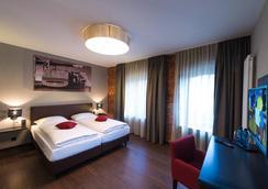 フォルクスシューレ - ハンブルク - 寝室