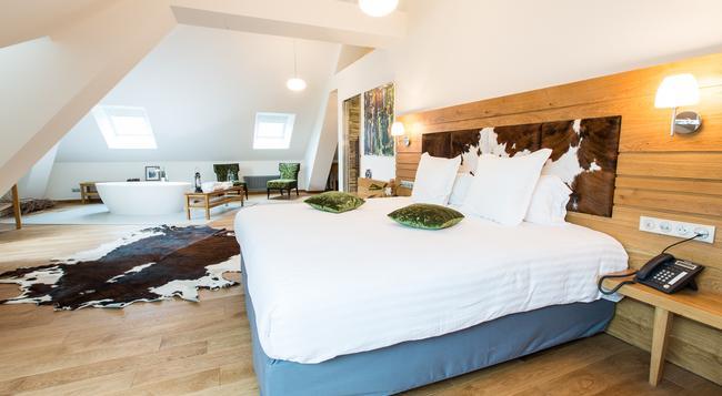 オテル マロット - Amiens - 寝室