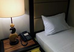 ソレステ スイーツ - Quezon City - 寝室