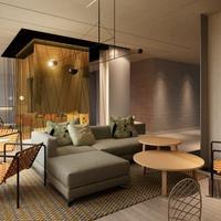 ザ タイム ニューヨーク Lobby Lounge