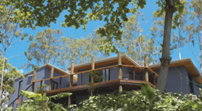 Whitsunday Organic B&B - エアリービーチ - 建物