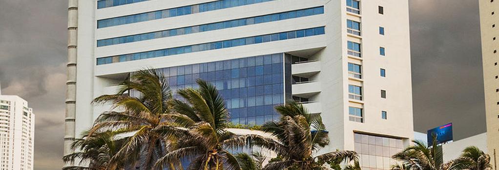 Hotel Almirante Cartagena - Colombia - カルタヘナ - 屋外の景色