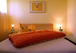 ガルニ - ホテル アン デア ヴァイデ - ベルリン - 寝室