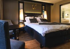 ラップランド ホテル タンペレ - タンペレ - 寝室