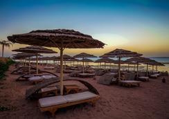 Cleopatra Luxury Resort Sharm El Sheikh - シャルム・エル・シェイク - ビーチ