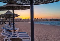 Cleopatra Luxury Resort Makadi Bay - フルガダ - ビーチ