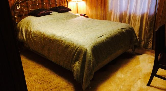 Juneau Guesthouse - ジュノー - 寝室