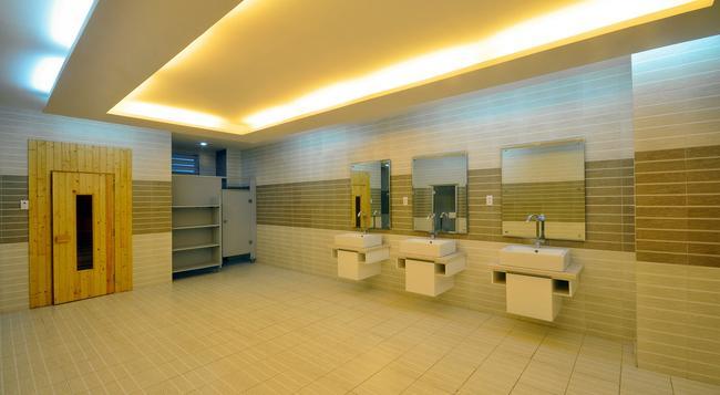Khai Hoan Apartment & Hotel - ホーチミン - 浴室