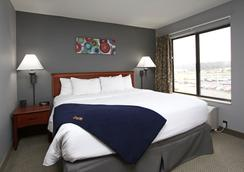 New Victorian Inn & Suites In Sioux City, Ia - Sioux City - 寝室