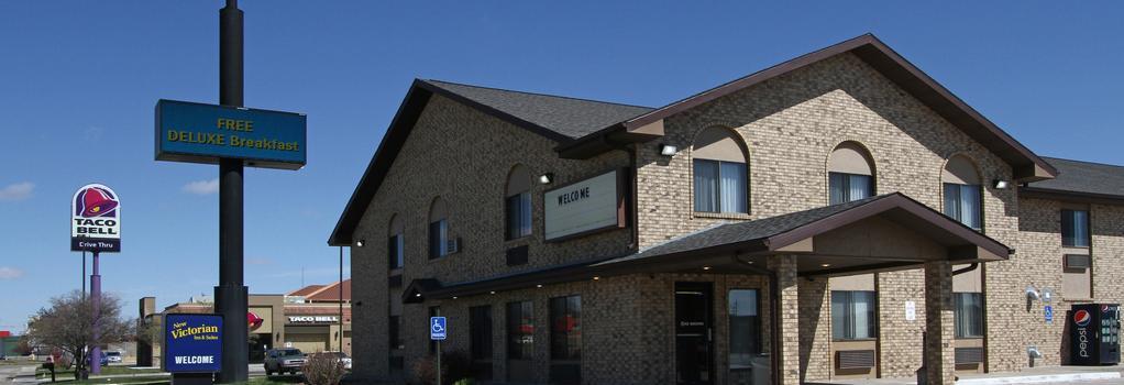New Victorian Inn & Suites Kearney - カーニー - 建物