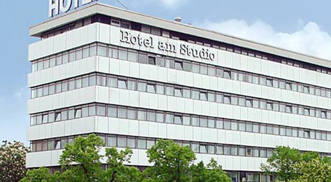 コンコルド ホテル アム シュトゥーディオ - ベルリン - 建物