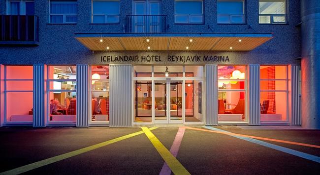 アイスランダー ホテル レイキャビク マリーナ - レイキャヴィク - 建物